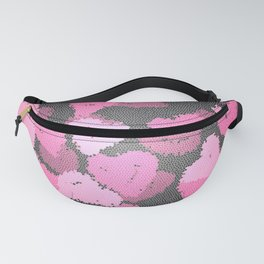 Hearts of Love IV Fanny Pack