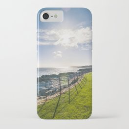 Irish landscape iPhone Case