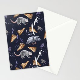 Pizza Day Stationery Cards