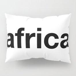 AFRICAN Pillow Sham