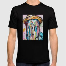 Dr. Sole Mens Fitted Tee Black MEDIUM