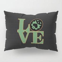 Love Giorno Pillow Sham