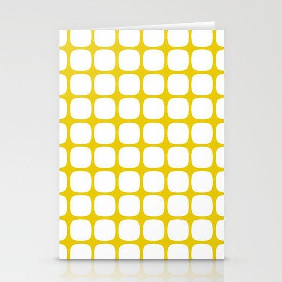 Franzen Yellow Stationery Cards