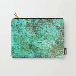 Moment of Epiphany: Emerald  Jewel Version Carry-All Pouch