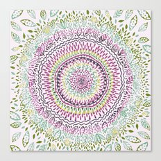 Intricate Spring Canvas Print