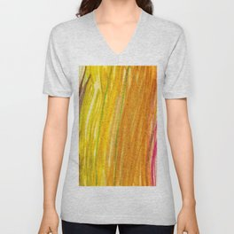 Lovely Colores Lightroom Wax Colors Unisex V-Neck