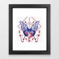 Evolution I Framed Art Print