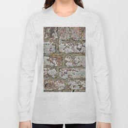 old wall bricks Long Sleeve T-shirt
