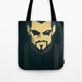 Jensen / Deus Ex: Human Revolution Tote Bag