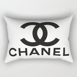 channel logo Rectangular Pillow