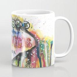 Las Vegas Neon Jungle Coffee Mug