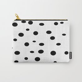 Black pebbles Carry-All Pouch