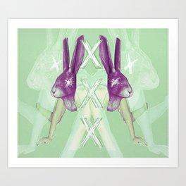 XXX Art Print