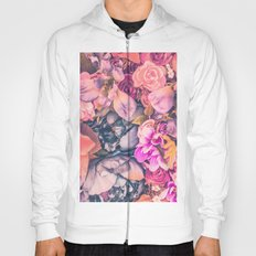 Flower color 4 Hoody