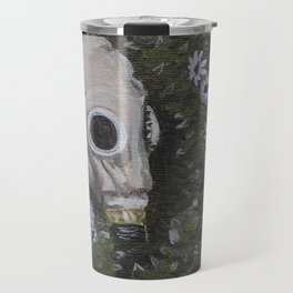 Gas Mask Travel Mug