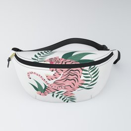 The Roar: Pink Tiger Edition Fanny Pack