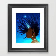 Drift Framed Art Print