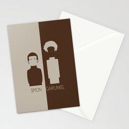 Simon And Garfunkel Stationery Cards