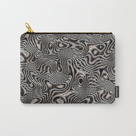 Chrome Chaos Carry-All Pouch