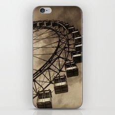 Eternal circle iPhone & iPod Skin