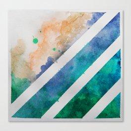 Clouded Judgement No. 3 Canvas Print