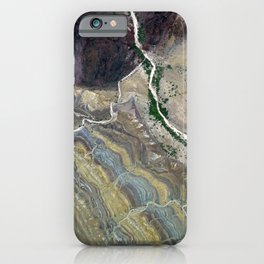 Grand Canyon bird's eye view #3 iPhone Case