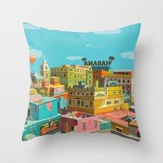 Habana Throw Pillow