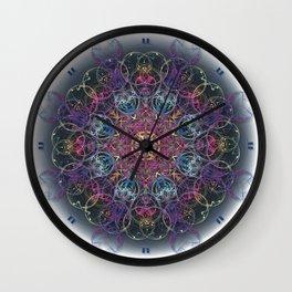 Ferris Wheel 1 Wall Clock