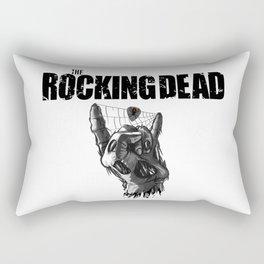 Zombie Horns TV parody edition Rectangular Pillow