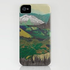 Buffalo Mountains Slim Case iPhone (4, 4s)