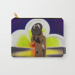Frangipani Sunset - Moalboal Carry-All Pouch