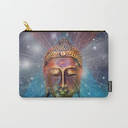 buddha face Carry-All Pouch