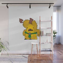 Jimmy inspired creature 2 Wall Mural