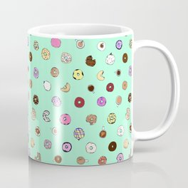 Donut You Want Some Coffee Mug