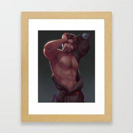 Jesse Framed Art Print