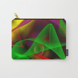 silent pointillism Carry-All Pouch