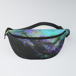 STORMY BLACK Fanny Pack