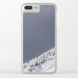 The Strom Has Past Clear iPhone Case
