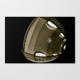 The Ceiling Canvas Print