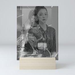 Itzy - Lia Mini Art Print