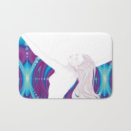 Naked Music Carte Blanche 3 Bath Mat