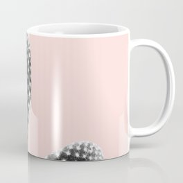 Black Blush Cactus Dream #1 #plant #decor #art #society6 Coffee Mug