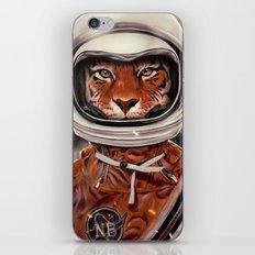 Tiger Astronaut iPhone Skin