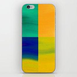 Color-emotion II iPhone Skin