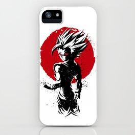 Rage unleashed iPhone Case