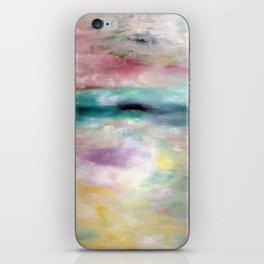 White Ocean iPhone Skin