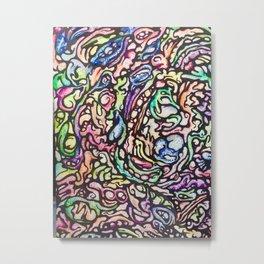 ColorSync Metal Print