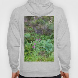 Mountain wildflowers Hoody