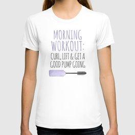 Morning Workout T-shirt