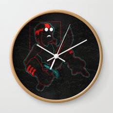 Goggles Wall Clock